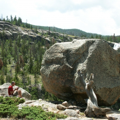 Alcova, Wyoming Boulders by Scarpa