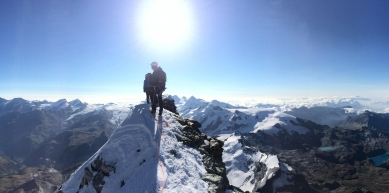 A picture from Matterhorn by Michi Wohlleben