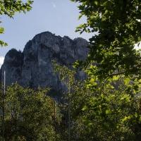 Drachenwand Klettersteig St Lorenz Mondsee by Melanie Baldin