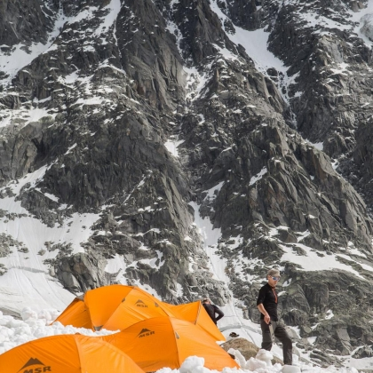 Chamonix by MSR / Mountain Safety Research