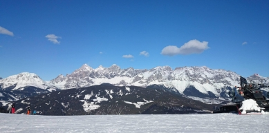 A picture from Dachstein by Dimitris N.