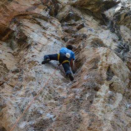 Massone, Arco, Italy by Climbing Technology