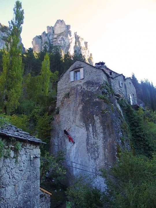 A picture from Gorges du Tarn by Elo Orbaen