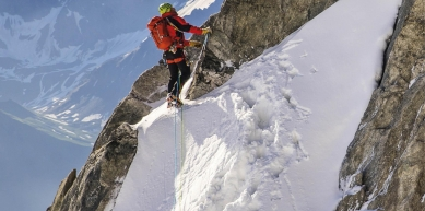 A picture from Mont Blanc / Monte Bianco by Climbing Technology