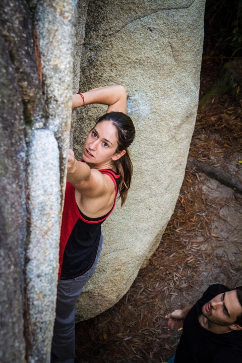 A picture from Capuchos - Sintra by Globe Climber