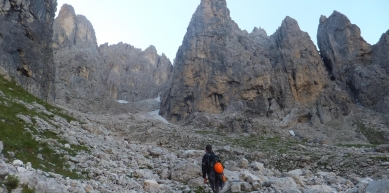 A picture from Dolomiti-Val canali by gaggioli marco