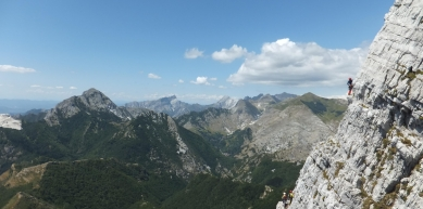 A picture from Alpi Apuane / Apuan Alps by gaggioli marco