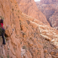 Todra Gorge by Globe Climber