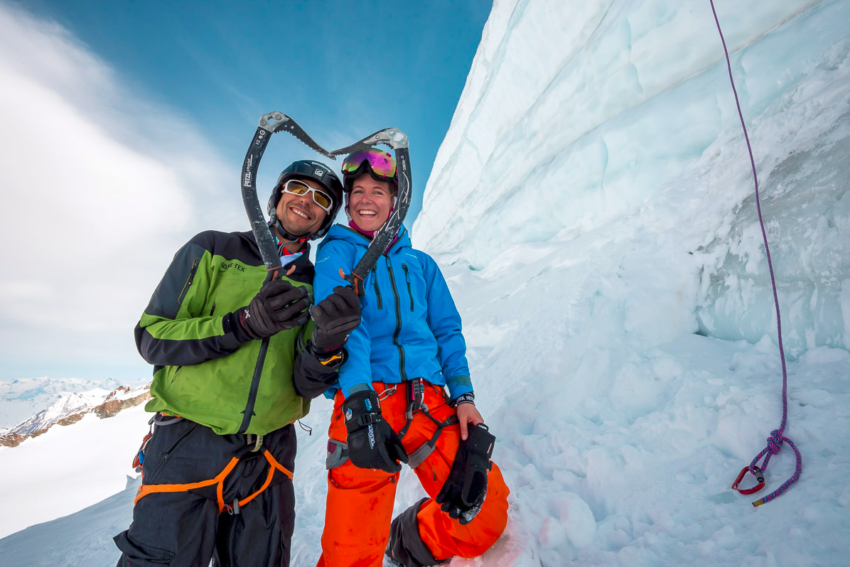 A picture from La Grave by GORE-TEX® Products