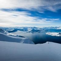 Lyngen Alps, Norway by Dynafit