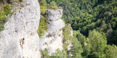 A picture from Gorges du Tarn by hannes kutza