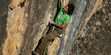 A picture from Cuenca by Climbing Technology