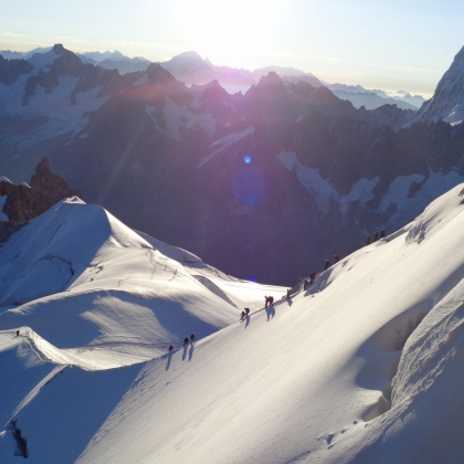 Aiguille du Midi by Explore-Share