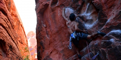 A picture from Red Rocks by Time To Climb