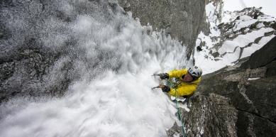 A picture from Chamonix by Jan Zahula