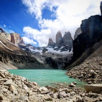 Torres del Paine by Sunny Stroeer