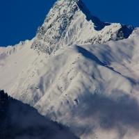 Stubai Alps by Csilla Poór