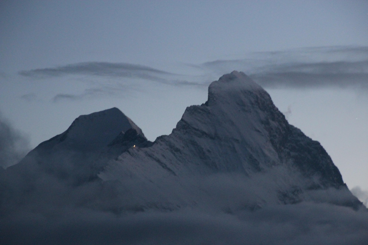 A picture from Eiger by Diederik Stoorvogel
