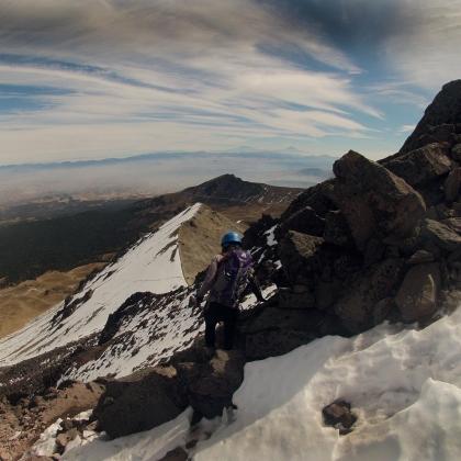 Volcan Nevado de Toluca by Sol Gmz