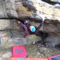 Almscliffe Crag by Kasia Krzepa