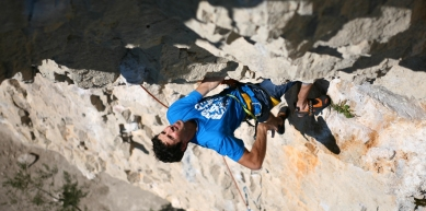 A picture from Claret by Climbing Technology