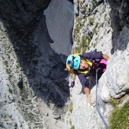 Dolomites by Miryam Magnoni