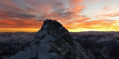 A picture from Watzmann by Basti We