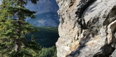 A picture from Banff by Léon   Lemon