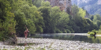 A picture from Gorges du Tarn by Pavlo Vekla
