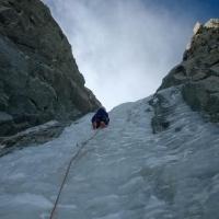 Mont Blanc du Tacul by Deborah Bionaz