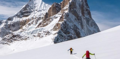 A picture from Everest Region by MSR / Mountain Safety Research
