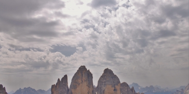A picture from Tre Cime di Lavaredo by Jase Wilson