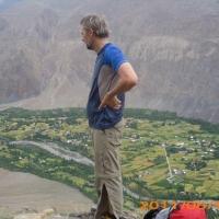 Hundur Valley by karim shah nizari
