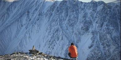 A picture from Karakoram Range by karim shah nizari