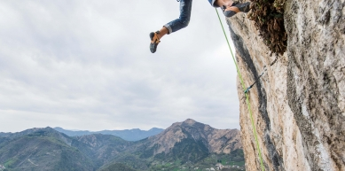 A picture from Cornalba by Climbing Technology