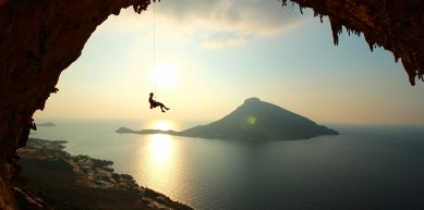 A picture from Kalymnos - Grande Grotta by BW Pictures