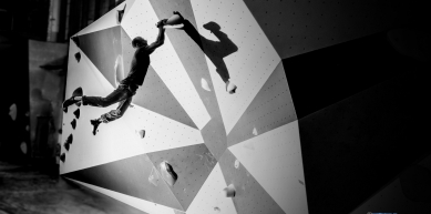 A picture from Mandala Boulderhalle Dresden by Moments in Movement by Fab