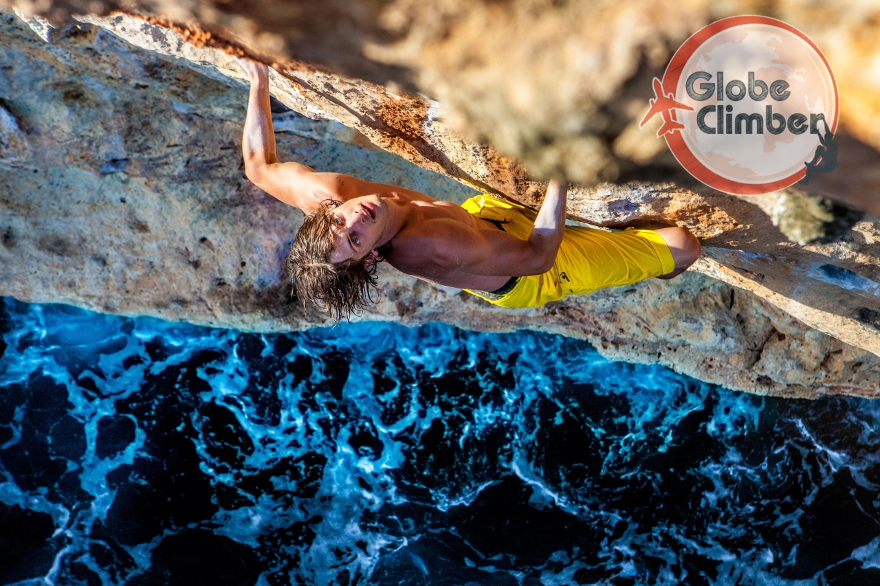 A picture from Mallorca by Globe Climber