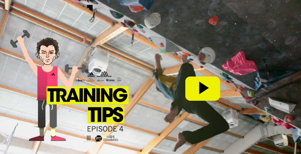 Training tips #4 in Chamonix