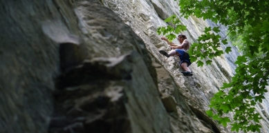 A picture from Lauderbrunnen by Maxim Ropes