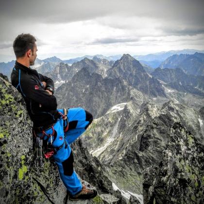 Gerlachovský štít / Gerlach Peak by Jozef Ďuronka