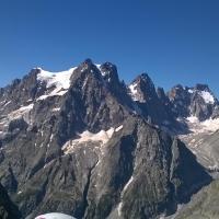 Glacier Blanc by Jean-michel Geets