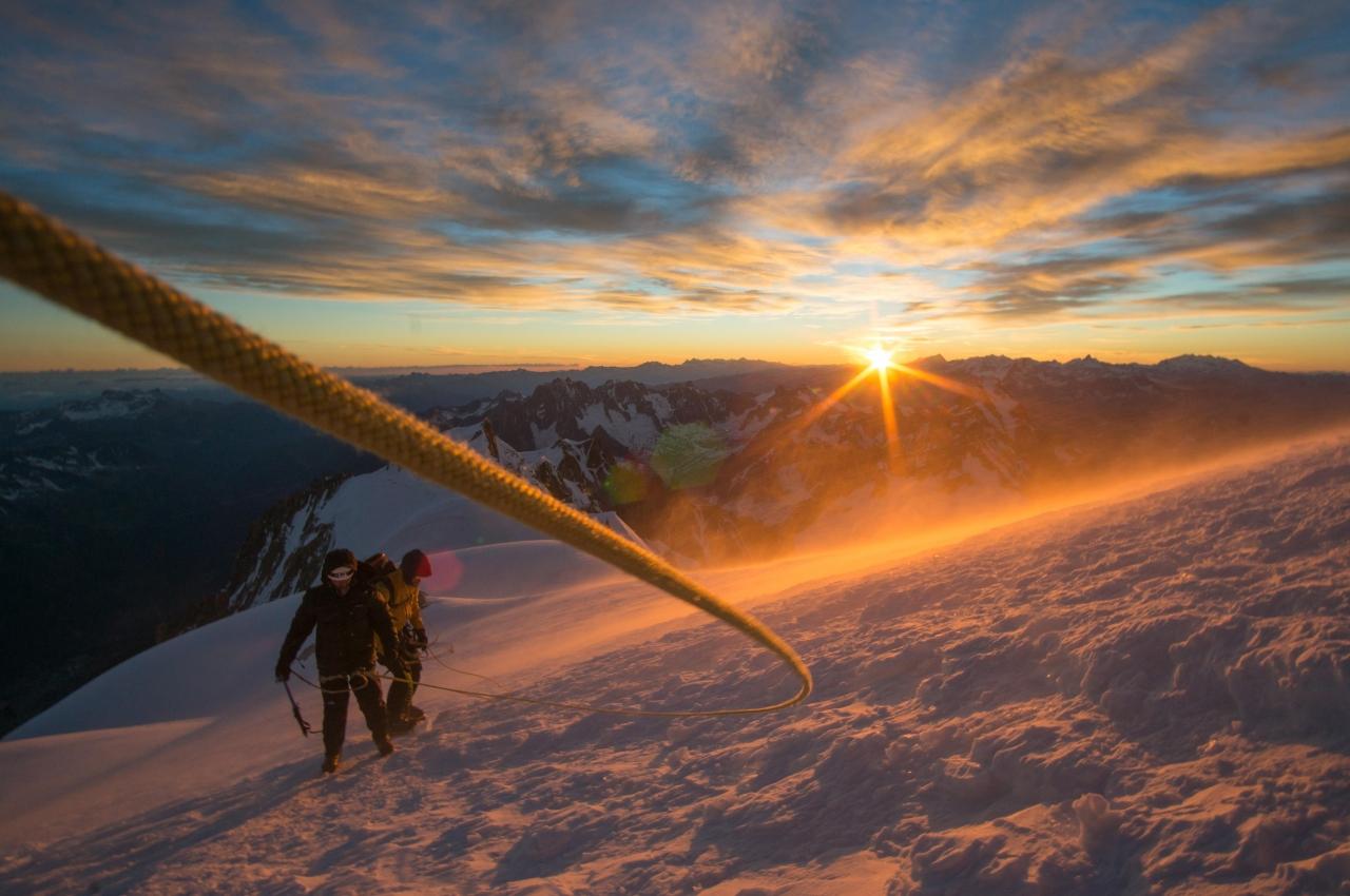 A picture from Chamonix - Mont Blanc by Jan Zahula