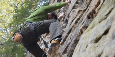 A picture from The Red River Gorge (RRG) by Bryan Shelton