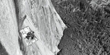 A picture from Never Never Land El Cap by Black Diamond