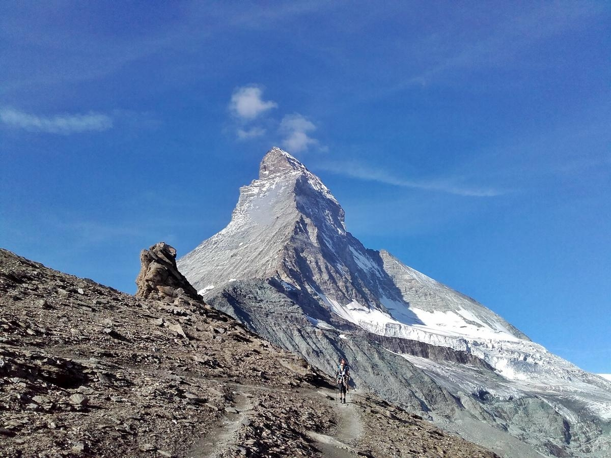 A picture from Matterhorn by Helga F