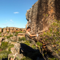 Rocklands by Globe Climber