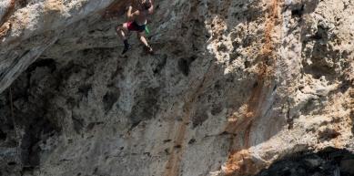 A picture from Porto Cristo, Mallorca by Benjamin Weber