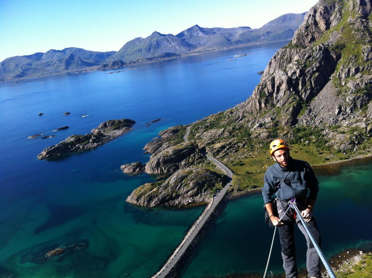 A picture from Lofoten Islands by Filippo Ghilardini