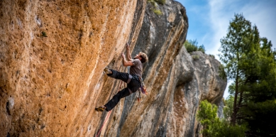 A picture from Margalef by Bjoern Gosswiler